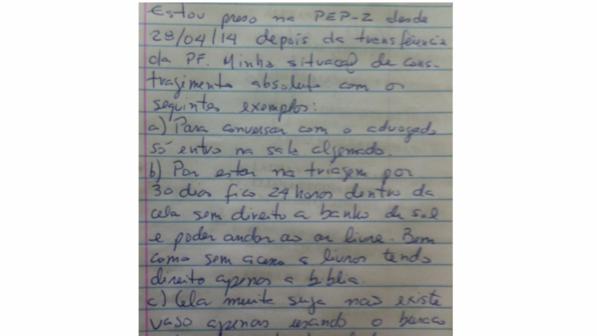 Em-bilhete-ex-diretor-da-Petrobras-reclama-de-sujeira-e-comida-de-presidio-de-Piraquara-size-598