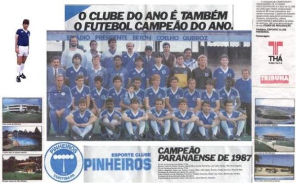 pinheiros 1987
